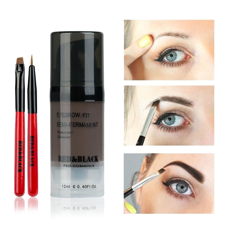 gel eyeliner Picture - More Detailed Picture about Color Salon ...
