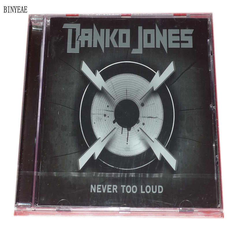 2018 Hot Sale For Vaporesso Revenger Cd Box Set Marsha Free Shipping: Never Too Loud By Danko Jones Streaming Cd New Unopened