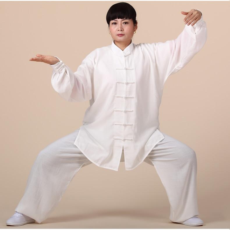 ФОТО tai chi clothing cotton and flax Taijiquan clothes long  sleeve short sleeve  linen clothing  martial arts  Kung Fu Uniform