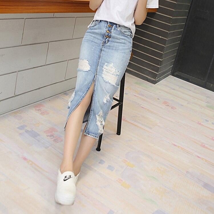 юбка джинсовая с доставкой в Россию