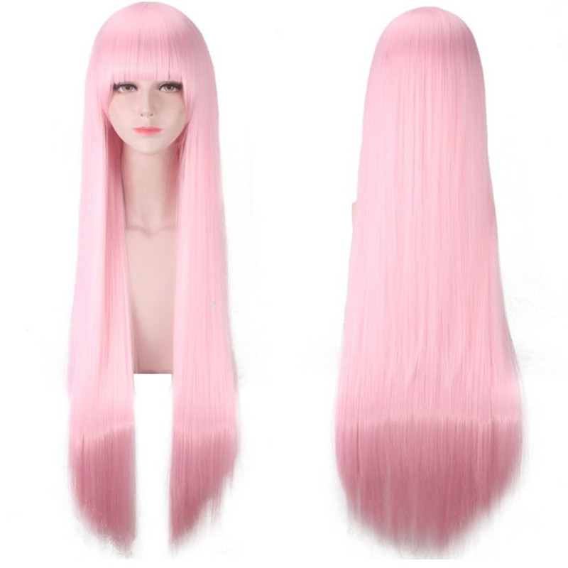 Anime Darling in the Franxx 02 Cosplay Hat Wig Zero Two Cosplay Pink Wig Costume Cap Adult Unisex Hats Props