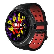 Smartwatch Bluetooth Relógio Inteligente Russo SIM 1G + 16G Z10 Relógios Inteligentes Cartão SIM Suporte 3G WIFI Tela grande Rodada Desgaste Android
