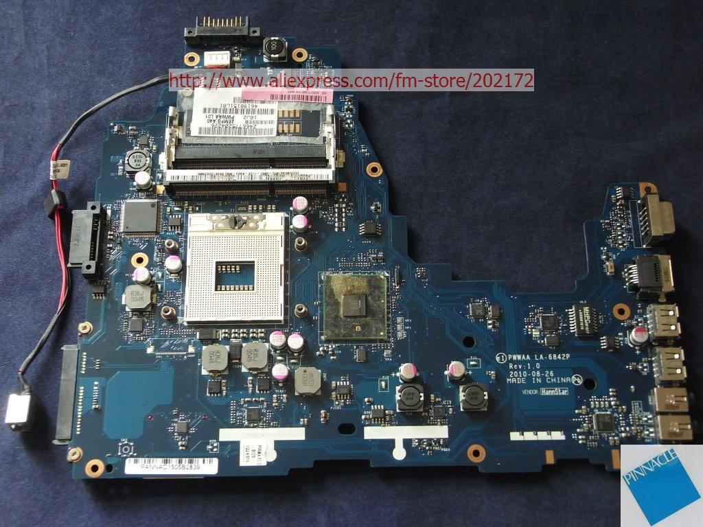 K000111440 carte mère pour Toshiba satellite C660 LA-6842P