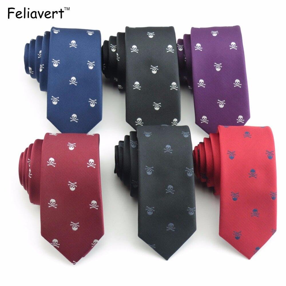 Feliavert Fashion Tuxedo Tie Mes