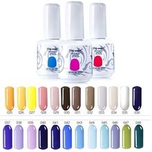 Lily angel 1 шт., 15 мл, 72 цвета, Гель-лак для ногтей, УФ светодиодный, отмачиваемый, Гель-лак для ногтей, сделай сам, для маникюра, салона, верхнее покрытие, Базовое покрытие, NO.25-48