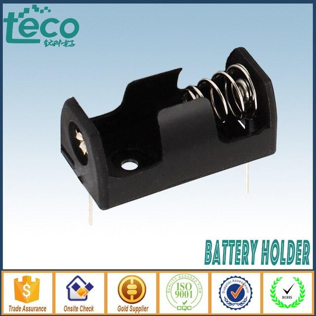 2Pcs/lot Li Ion14250 1/2 AA Battery Storage Box Case Holder 3.6