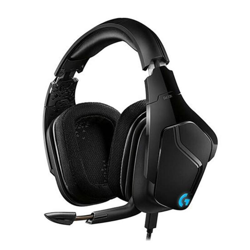 Logitech G633s 3.5mm Wired Headset Stereo DTS Surround Sound Mic HeadphoneLogitech G633s 3.5mm Wired Headset Stereo DTS Surround Sound Mic Headphone