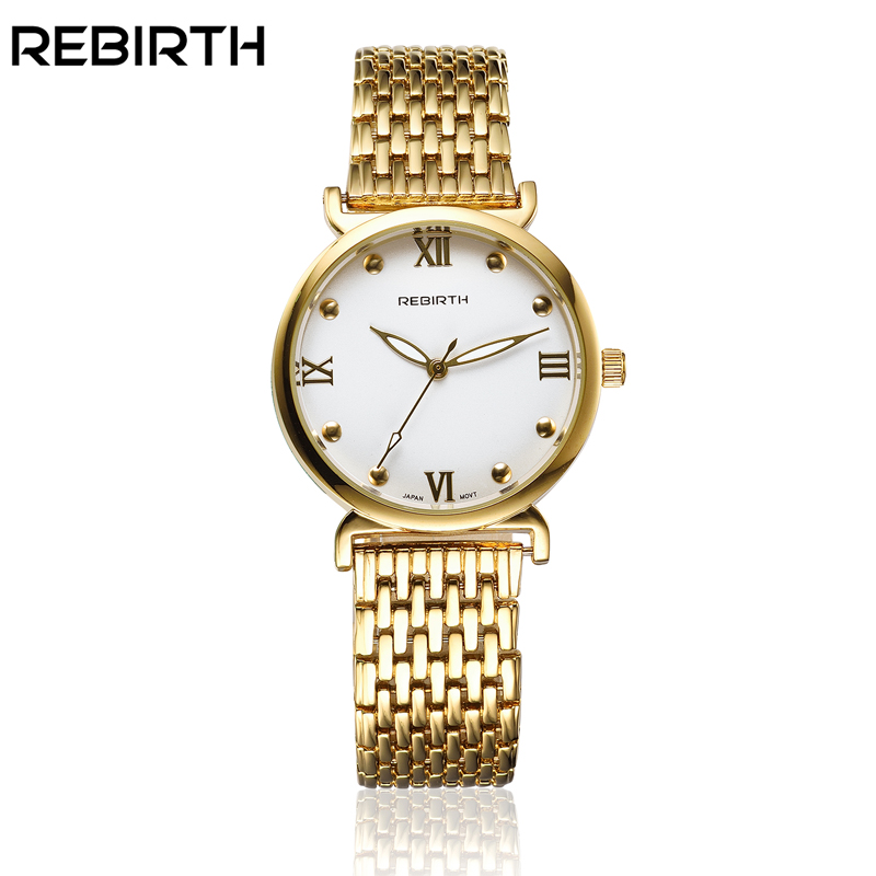 цена на Brand New Relogio Feminino Date Day Clock Female Stainless Steel Watch Ladies Fashion Casual Watch Quartz Wrist Women Watches