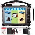 XPLORE IX104 + Автомобиля Диагностический Инструмент UCANDAS ВДМ WI-FI Обновление Онлайн Авто Сканер ВДМ UCANDAS DHL Бесплатно