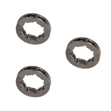 3 piece Chain Clutch Rim Sprocket 3/8 inch 7T for Chainsaw STIHL Replacement