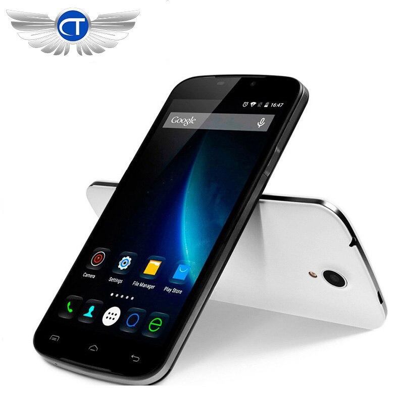 "bilder für Ursprüngliche Doogee X6/X6 Pro MT6580 Quad Core Android 5,1 Handy 3G WCDMA 1 GB RAM 8 GB ROM 5,5 ""IPS GPS 1280*720 8.0MP 3000 mAh"