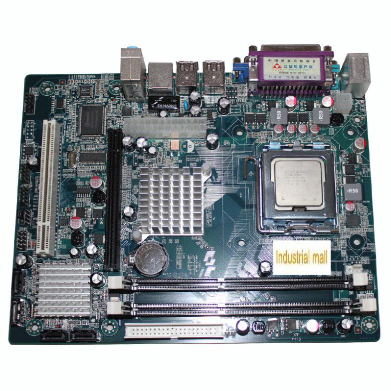 G41 taoban quad-core cpu 2.8G G41 motherboard cpu set fan 100% tested perfect quality g41 motherboard fully integrated core 775 cpu ddr3 ram belt 4 vxd ide usb 100% tested perfect quality