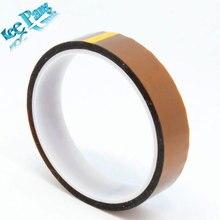 20mm x 33m High Temperature Resistant tape Heat dedicated Tape Heat Tape for 3D Printer Rapid Printer Maker / Reprap  Tape