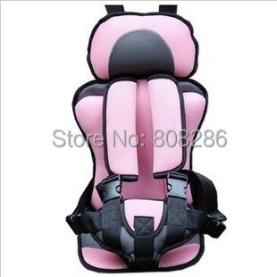 Baby Car Seat Isofix Seats Children Age 5 Months 3 Years Old Belt For Child Auto Safety Booster In From