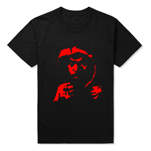 silhouette T-Shirts Men Manny Pacquiao The Pacman Paquiao VS Mayweather Camisetas Crew Neck Top Tees S-XXL