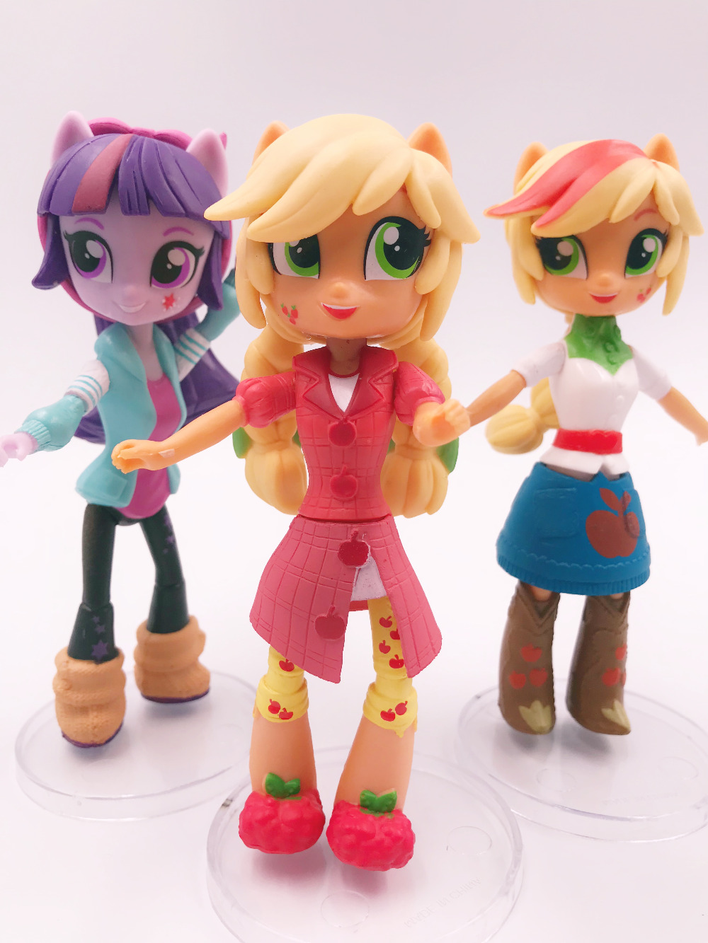 My Little Cute Pony Girl Figurines 13cm 12