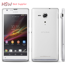 2016 Hot Sale Original Unlocked for Sony Xperia Sp Cell Phones M35h C5303 C5302 3g&4g Android Wifi Gps 4.6'' 8mp Camera Shipping