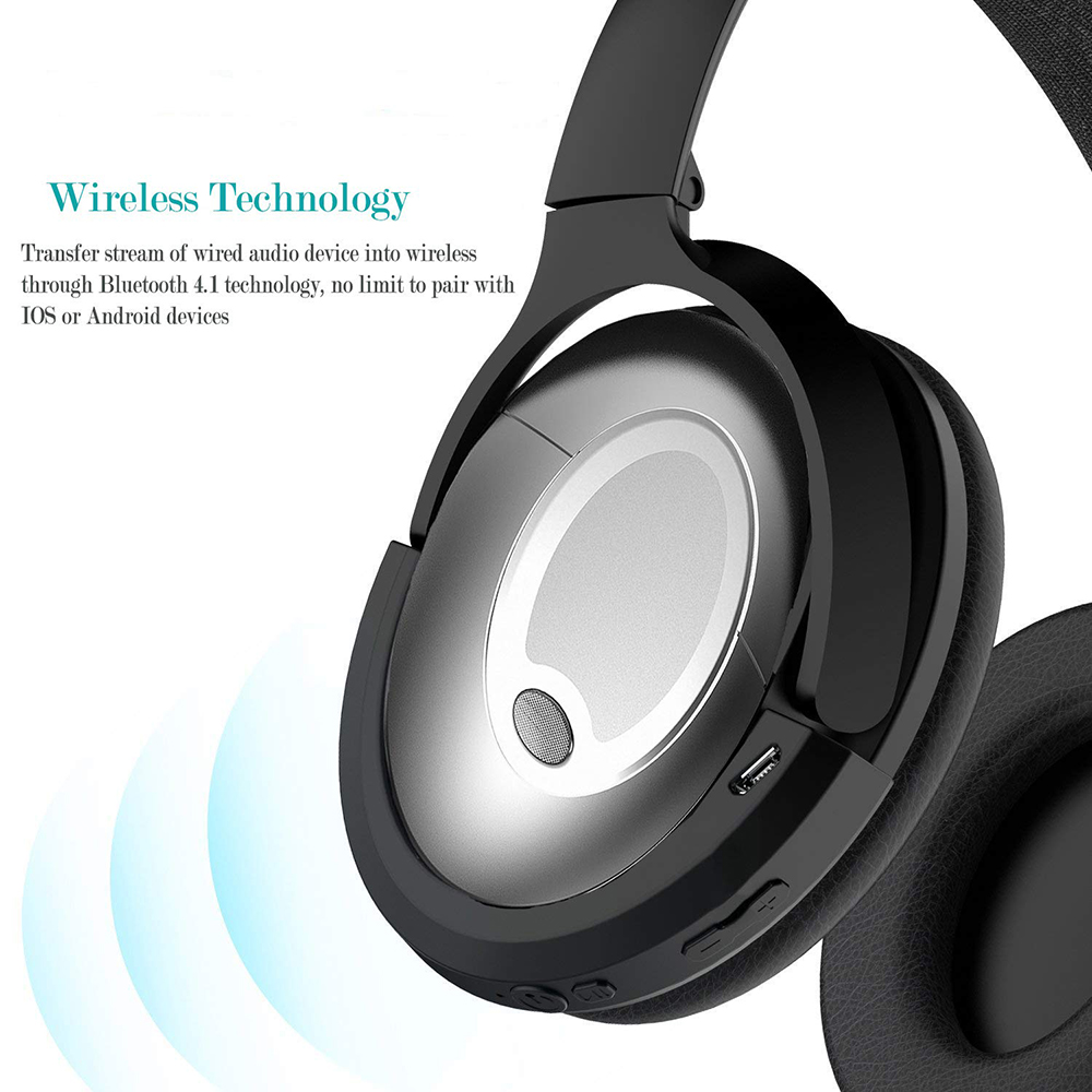 New Wireless Bluetooth Adapter for QuietComfort 15 Headphones QC15
