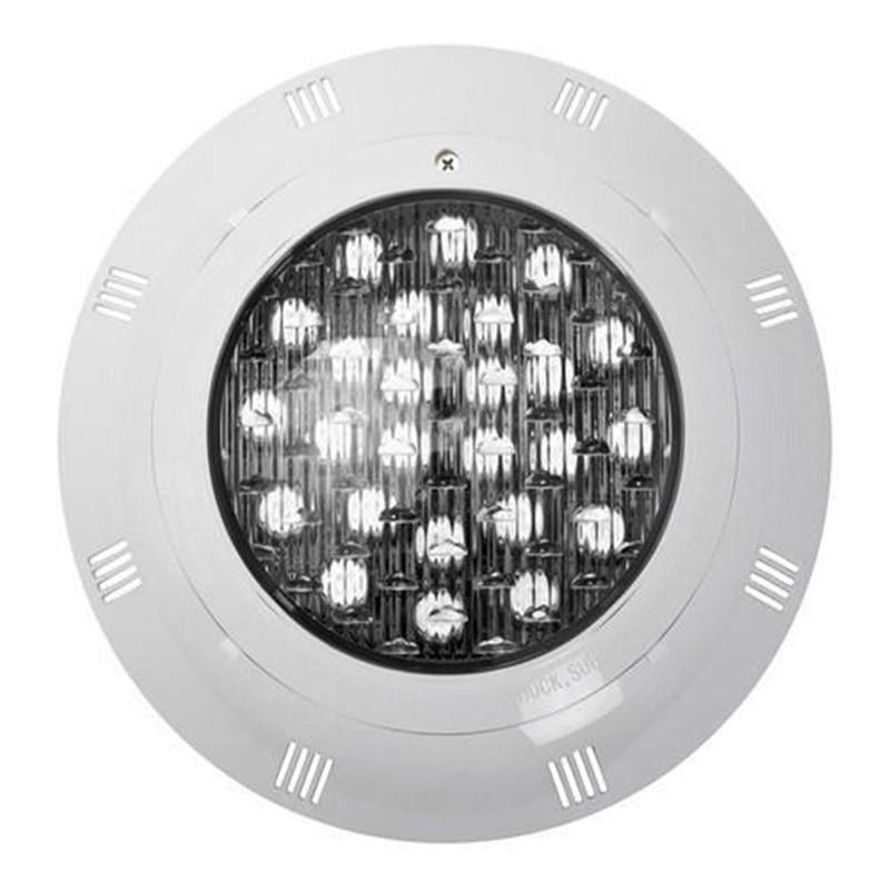 Par56 mur monté Piscine décoration lampe, 12VAC IP68 12 w/18 w/24 w haute puissance 45 degrés piscine lumière, lampe sous-marine