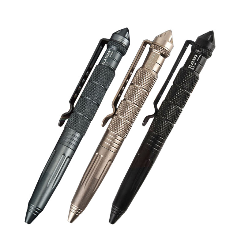 Tactical Survival Bat Pen Self-defense Emergency Window Breaking Telescopic Tool