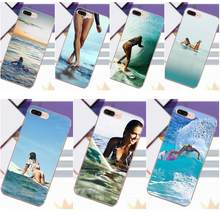 For Galaxy Alpha Core Prime Note 4 5 8 S3 S4 S5 S6 S7 S8 S9 mini edge Plus Soft Protective Skin Unique Billabong Surfboards(China)