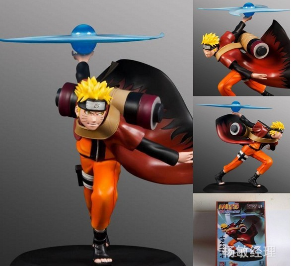 Anime Naruto Figure Juguetes 19cm Big 2 Generation Naruto Exquisite Ornaments PVC Action Figure Brinquedos Model Doll Kids Toys anime one piece dracula mihawk model garage kit pvc action figure classic collection toy doll