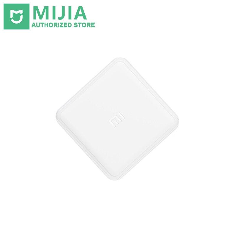 imágenes para Xiaomi mi Cubo Mágico Controlador Zigbee Control de Versiones por Seis acciones Con Aplicación de Teléfono Para El Hogar Inteligente Dispositivo de Tres Colores Stock