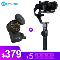 Feiyutech AK2000 3 Axis Handheld Gimbal Stabilizer for Sony A6300 Canon 5D 6d Mark Panasonic GH5 DSLR Cameras PK DJI Ronin S