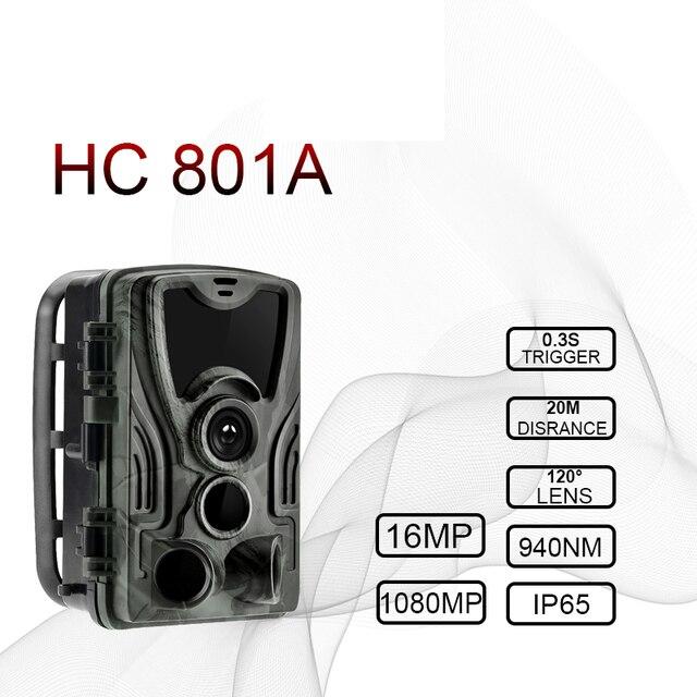 "HC801A HC801M ציד שביל מצלמה אינפרא אדום 2G דוא""ל MMS תמונה מלכודות SMS ראיית לילה חיות בר Gsm מצלמה de chasse infrarouge"
