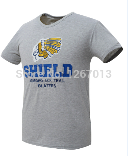 New 2016 fashion summer short sleeve top & tees Amerindian printed causal t shirt men o-neck t-shirt male free shipping