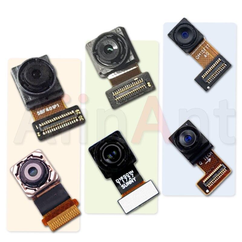 AiinAnt Small Camera Flex For Xiaomi Redmi Note 3 3s 4 4A 5 5A 6 6A Pro Global Facing Front Camera Flex Repair Parts