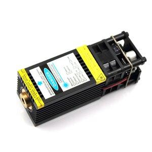 Image 2 - Oxlasers yüksek güç 12V 3PIN 15W 15000mW mavi lazer kafası DIY lazer gravür ve CNC kesim lazer modülü ücretsiz kargo