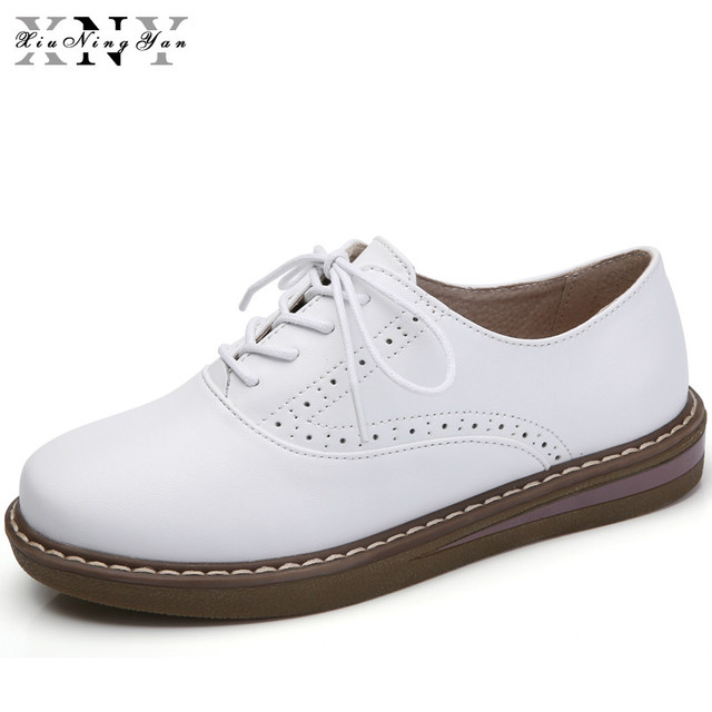 Chaussures à bout rond à lacets Casual femme OEhhPTqGk
