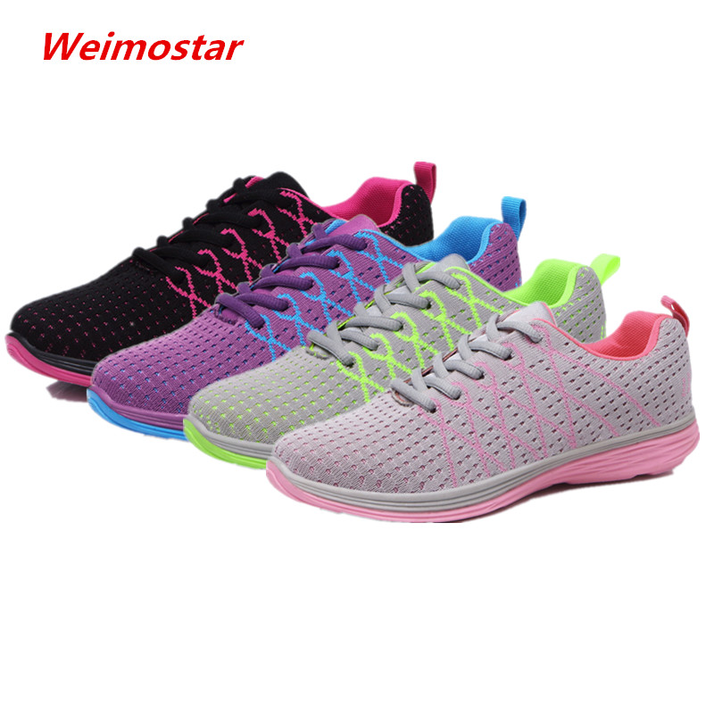 Weimostar 2017 New Women's Running Shoes Spring Autumn ...