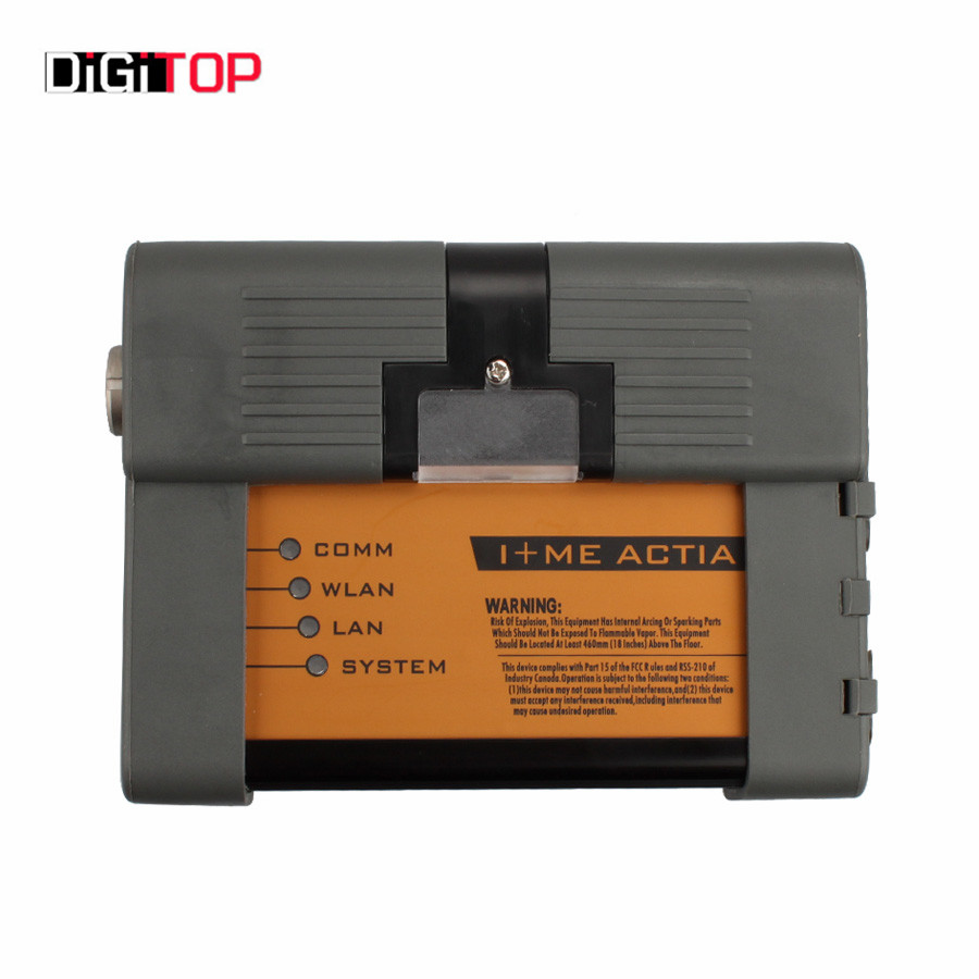 ICOM A2+B+C For BMW And For MINI Diagnostic & Programming Tool Without Software Best Offter