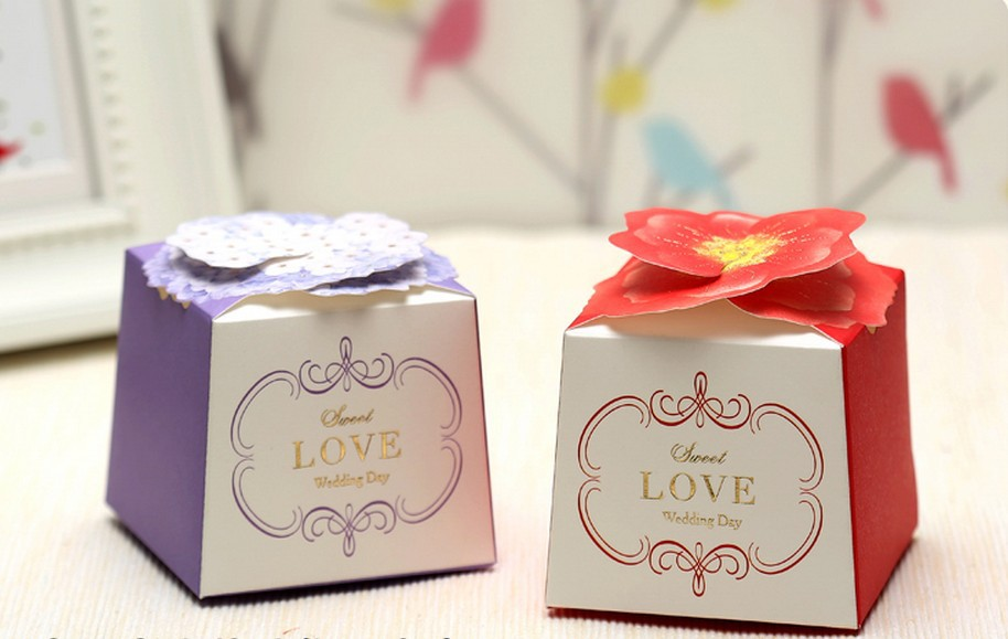 Wedding favor boxes wholesale wedding decor ideas 2015 wholesale new 100pcs wedding packaging gift boxes wedding favor boxes wedding supplies personality candy boxes on aliexpress alibaba group junglespirit Image collections