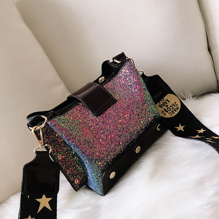 Women Patchwork Handbag Crossbody Bag Soft Leather Square Casual Ladies Chain Shoulder Girl Chain Messenger Satchel Bag louis 17