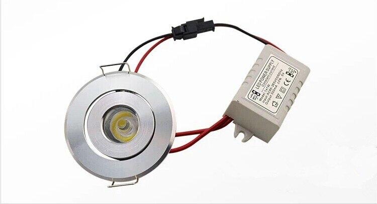 Бесплатная доставка Новые Высокая Мощность СВЕТОДИОДНЫЙ мини-круглый круг встраиваемые потолочные Подпушка Light 3 Вт светодиодный светильн...