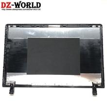 جديد/الاصليه عودة قذيفة أعلى غطاء LCD الخلفية أسود غطاء حالة لينوفو Ideapad 100 15 IBY B50 10 غطاء 5CB0J30752 AP1ER000100