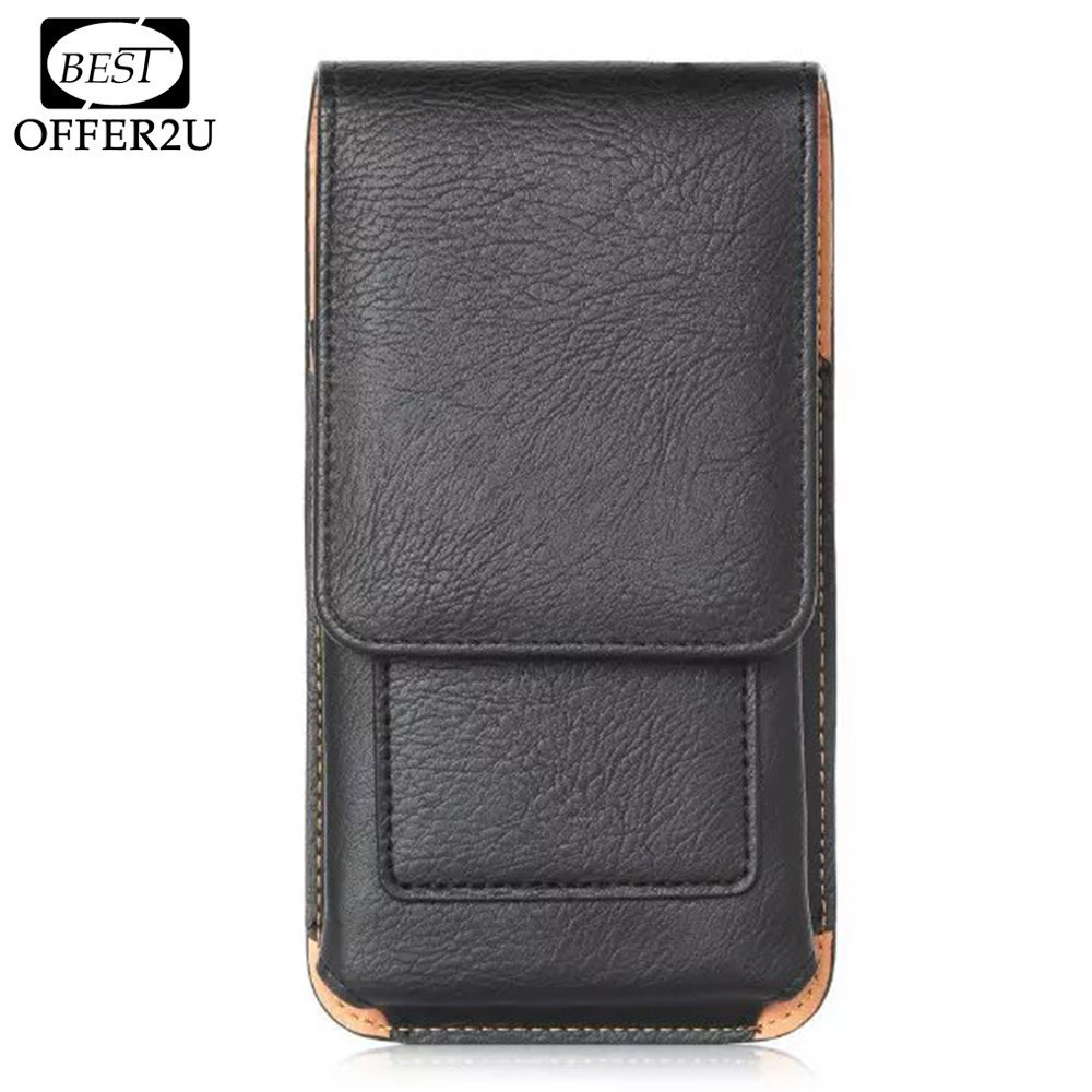 360 Degree Rotation Phone Case For Sony Xperia XA2 XZ1 XZ Z3 Z4 Z5 Z6 Magnetic Pouch With Clip Holster Vertical PU Leather Cover