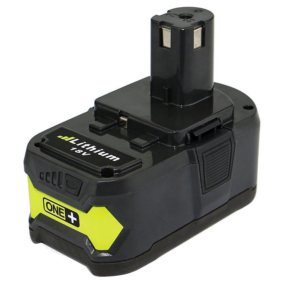 power tool 3000mah for RYOBI P104 battery for RYOBI BPL-1815 BPL-1820G BPL 18151 BPL1820 P102 P103 P104,P105,P106,P107 гигрометр ryobi phoneworks rpw 3000