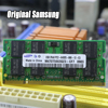 original Samsung DDR2 2GB 800MHz PC2-6400S for intel for amd DDR 2 2G 800 notebook memory Laptop RAM 200PIN SODIMM