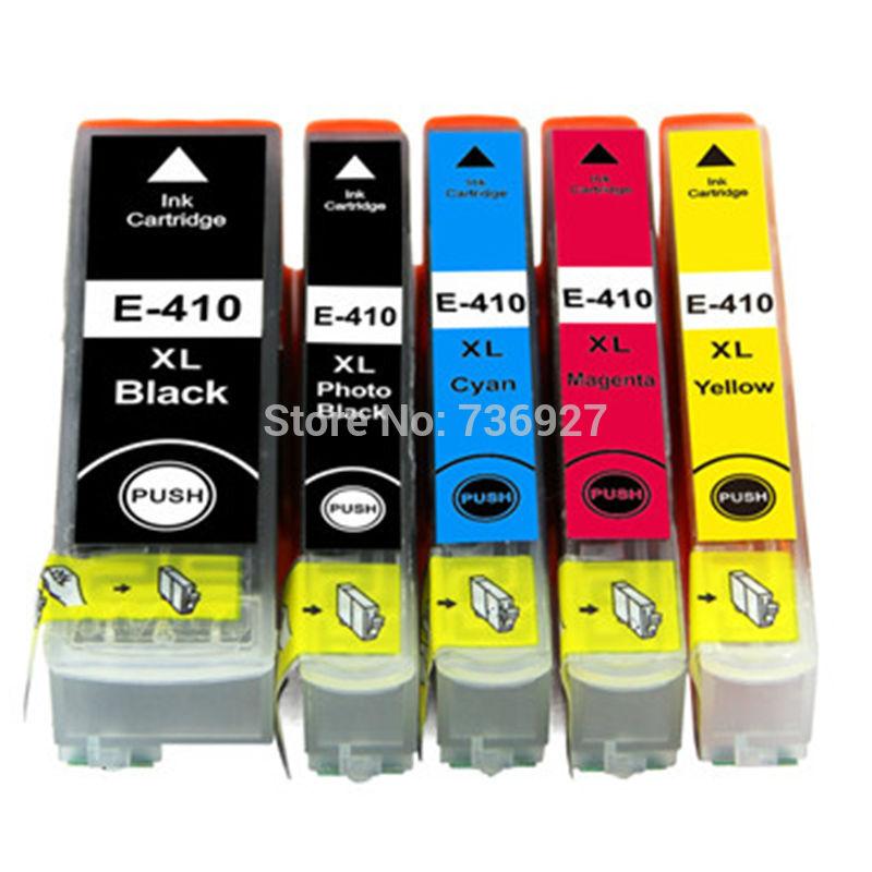 1 Set ink Cartridge T410 T410XL suit for Epson Expression Premium XP-830 XP-530 XP-630 in Australia market