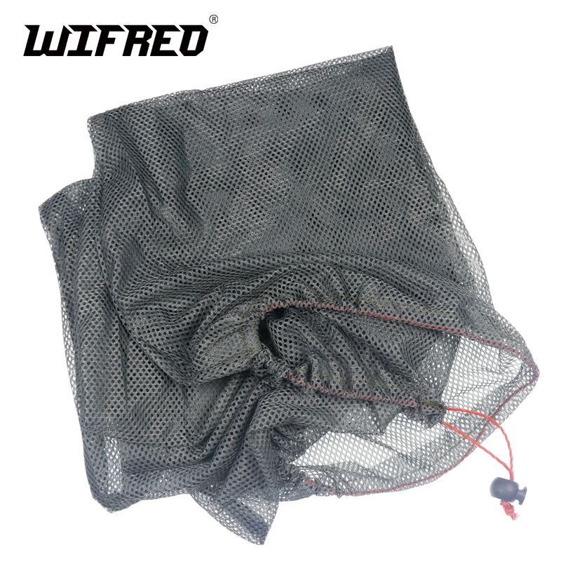 Wifreo 1PCS 80CM X 30CM Carp Bag Fish Keeper Net Emergency Fishing Unhooking Mat Small Tackle Tool