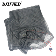 Wifreo 1PCS 80CM X 30CM Carp Bag Fish Keeper Net Emergency Carp Fishing Unhooking Mat Small Fishing Tackle Tool цена и фото
