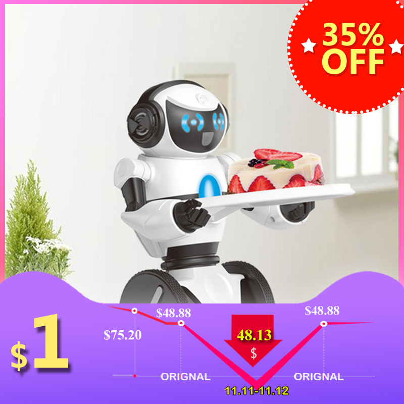 Hot sales remote control robot intelligent smart dancing rc robot Compatible with mip electronic toys Robot dog interactive pet смартфон fly fs523 cirrus 16 lte black