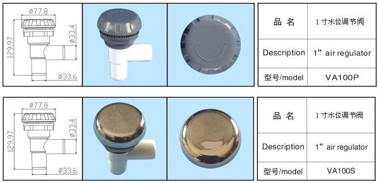 1 pollici acqua regolatore regolatore regolatore dellaria per la Cina e STATI UNITI spa acqua di Plastica o SS versione disponibile1 pollici acqua regolatore regolatore regolatore dellaria per la Cina e STATI UNITI spa acqua di Plastica o SS versione disponibile