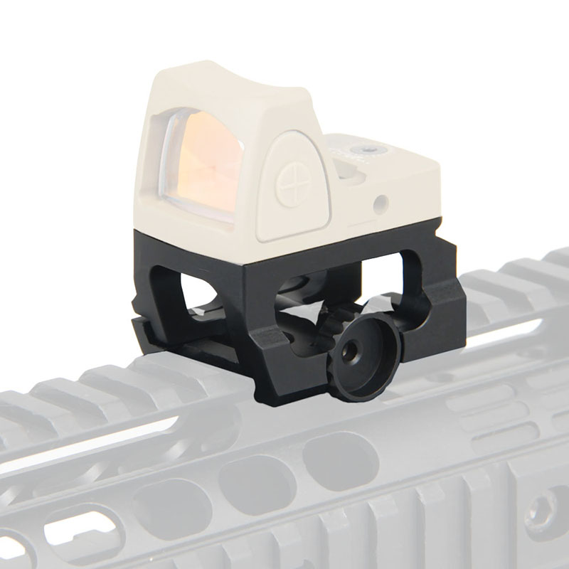 PPT New Arrival Hunting Scope Riser Mount for RMR Red Dot Sight Black Color gs24-0170PPT New Arrival Hunting Scope Riser Mount for RMR Red Dot Sight Black Color gs24-0170