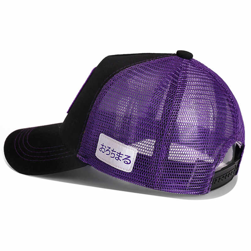 Новинка Наруто колпак OROCHIMARU Snapback кепка хлопок Бейсболка для мужчин женщин хип хоп папа шляпа Дальнобойщик сетчатая шапка дропшиппинг