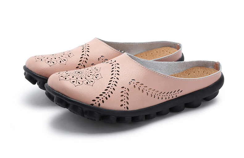 XY 991 Cut Outs Women's Summer Flats Shoes -33